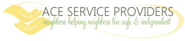 Ace Service Home Health Custom Logo