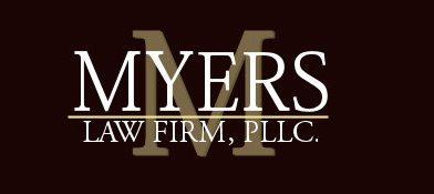 Myers Custom Law Firm Logo Design
