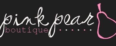 Pink and Black Boutique Logo Design